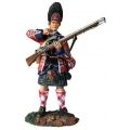 BR16056 British 42nd Royal Highland Regiment Grenadier Tearing Cartridge
