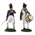 BR36141 French Infantry Command Set