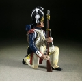BR36179 French Imperial Guard Kneeling Make Ready