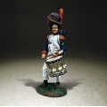 BR36184 French Imperial Guard Drummer