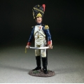 BR36189 French Imperial Guard Company Officer No. 2