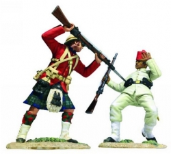 BR27064 Pre Order Black Watch bayonetting Egyptian Infantry