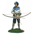 BR62123 Pre Order Saxon Archer #1 Arrow Nocked (Recene)