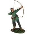 BR62129 Pre Order Saxon Archer #3 Arrow Loosed