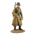 BR25031 US Airborne Infantry in overcoat, Winter 1944-45 #1