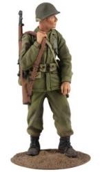 BR25032 US Airborne Infantry M43 jacket