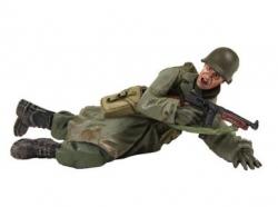 BR25042 US 101st Airborne Prone