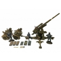 BR25059 Pre Order German 88mm Flak 36 Gun - 14 Piece Set