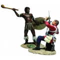 BR20182 Pre Order  Closing in British 24th Foot & Zulu Hand to Hand