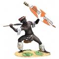 BR20198 Zulu Defending with Spear uDloko Regiment