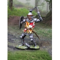 CS001016 - English Knight Mace Wielder