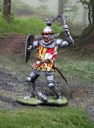 CS001016 - English Knight Mace Wielder