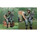 CS00994 US Marine M113 rider