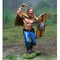 CS00955 Barbarian attacking