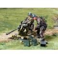 CS000808 Waffen SS Flak 41 Team