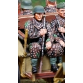 CS00874 Waffen SS Rider Helmet Feldmutze 1 figure