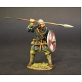 SX015A Saxon Fyrdman with Spear