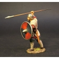 SX016A Saxon Fyrdman with Spear