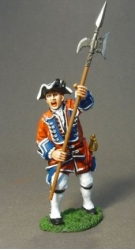 BJ12 4th Regiment of Foot (Barrell's) British Sergeant