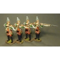 QBLG06N Louisbourg Grenadiers, 45th Regiment of Foot (4 figures)