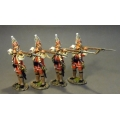 QBLG07N Louisbourg Grenadiers, 40th Regiment of Foot (4 figures)