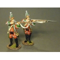 QBLG06 Louisbourg Grenadiers, 45th Regiment of Foot (2 figures)