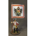 ROT11 Infantry Officer with Colonel's Flag Roth Wurzburg Infantry Regiment