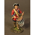 RRB60-09A Drummer 60th (Royal American), Regiment of Foot