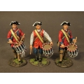RRB60-09D Three Drummers 60th (Royal American), Regiment of Foot