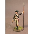 SCAN-02A Officer 1st Canadian Regiment, Continental Army