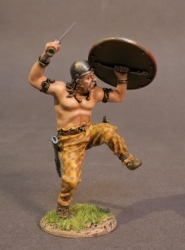AER08A Gaul Warrior Charging