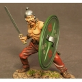 AER09A Gaul Warrior Charging