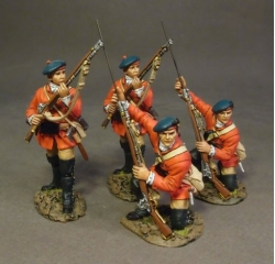 BRLX-032N Four Skirmishing Light Infantry Company