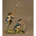 SMASS-09 Two Line Infantry, 2nd Massachusetts Regiment, Continental Army