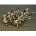 PFLBBS-01 French Infantry - Booster Set #1