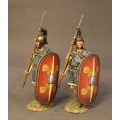 RR-05R Two Legionnaires Marching