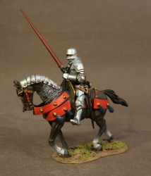 YORKR6B Mounted Yorkist Knight