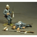 RML004 Pre Order Two Royal Marines Wounded