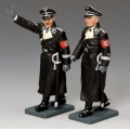 LAH197 Himmler & Heydrich... The Deadly Duo (black version)