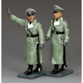 LAH207 Himmler & Heydrich... The Deadly Duo (grey version)