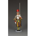 CE027 Vatican Guardsman w/Two-Handed Sword