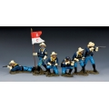 TRWS01 Buffalo Soldier set of 6