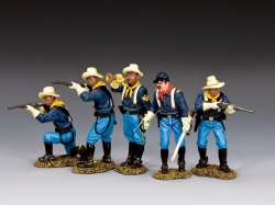 TRWS021 Buffalo Soldier command set of 5