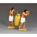 AE072 Egyptian Water Carriers