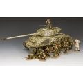 IDFS02 The Six-Day War Infantry and tank Set