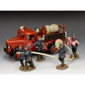 SGSFOB002 Fire Rescue - Gift Set