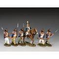 SGSNA001 French Infantry Advance - Gift Set
