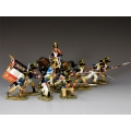 SGSNA002 French Infantry Attack - Gift Set