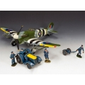 SGSRAF001 Typhoon Airfield Scene - Gift Set