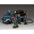 SGSRAF004 RAF Fire Engine Set - Gift Set